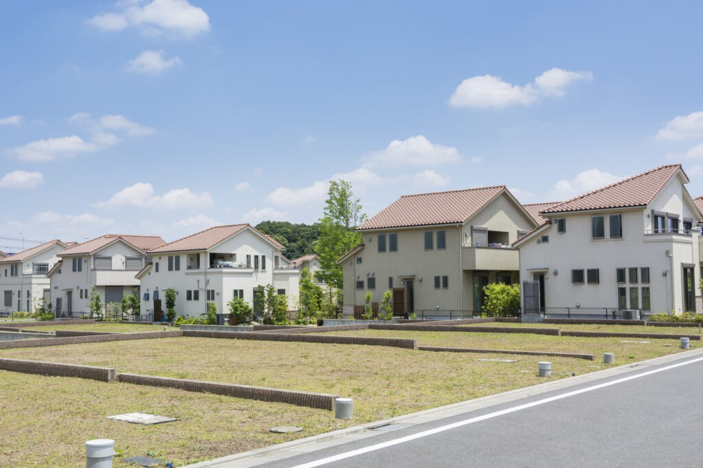 地の購入から注文住宅が完成するまでの流れ